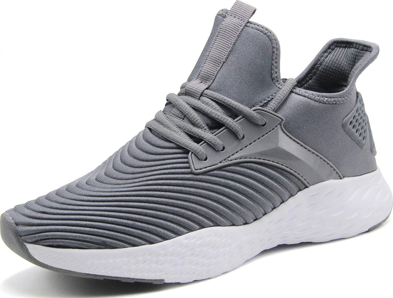 Weweya Running Shoes Men Athletic Gym Casual Walking Shoes Tennis & Racquet  Sports Shoes Fitness & Cross-Training Shoes Cycling Road Running Sneakers