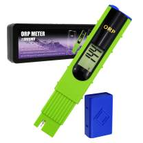 Gain Express ORP Redox Meter Tester -1999~1999mV, 1-Point Calibration, Oxidation Reduction Potential, Aquariums, Swimming Pools, Water Treatment Systems, Aquaculture, Spa