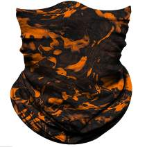 Obacle Seamless Bandana Face Mask Rave Men Women for Dust Sun Wind Protection