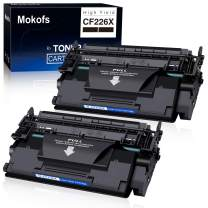 Mokofs Compatible Toner Cartridge Replacement for HP 26A CF226A 26X H-CF226X use with HP Laserjet Pro M402n M402dn M402dw M402d m426fdw M426fdn M426dw Printer