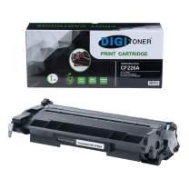 TonerPlusUSA Compatible CF226A Toner Cartridge – CF226A High Yield Toner Cartridge Replacement for HP Laser Printer – Black [1 Pack]