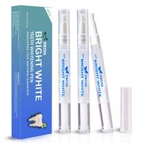 Teeth Whitening Pen(3 Pack),35% Carbamide Peroxide,Effective,No Sensitivity,Easy to Use,Beautiful White Smile,Natural Mint Flavor