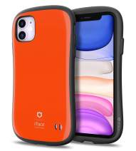 iFace First Class Series iPhone 11 Case – Cute Dual Layer [TPU and Polycarbonate] Hybrid Shockproof Protective Cover for Women [Drop Tested] - Orange