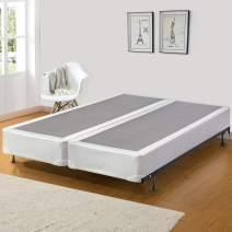 Continental Sleep 8-Inch Mattress Foundation Split Box Spring, Full