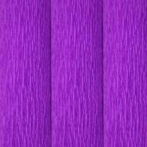 Just Artifacts Premium Crepe Paper Rolls - 8ft Length/20in Width (Set of 3, Color: Wild Berry Purple)