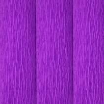 Just Artifacts Premium Crepe Paper Rolls - 8ft Length/20in Width (Set of 3, Color: Wild Berry Purple)