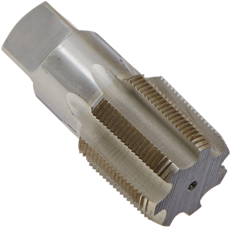 "Drill America 1-1/2""-11-1/2"" NPT High Speed Steel 7 Flute Pipe Tap, DWT Series"