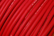 TEMCo WC0146-10 ft 4 Gauge AWG Welding Lead & Car Battery Cable Copper Wire RED | MADE IN USA