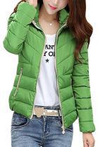 YMING Women's Down Cotton Coat Winter Warm Packable Puffer Jacket