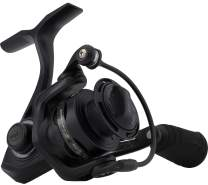 Penn CFTII7000LC Conflict II Long Cast Spinning Reel, Black