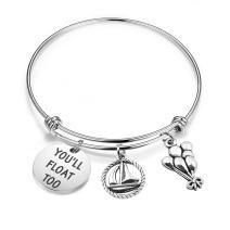 ENSIANTH You'll Float Too Bracelet IT Movie Bracelet Horror Movie Jewelry Gift for Horror Fan