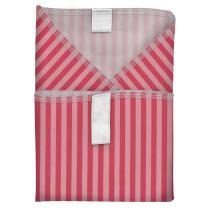 Planet Wise Reusable Sandwich Wrap, Pink Stripe