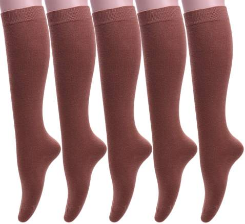 Size 5-10 Daily Socks,Gift Socks,Cotton Socks,Boot Socks,Comfortable Socks Soft Socks,Casual Socks Cotton Knee High Women Socks