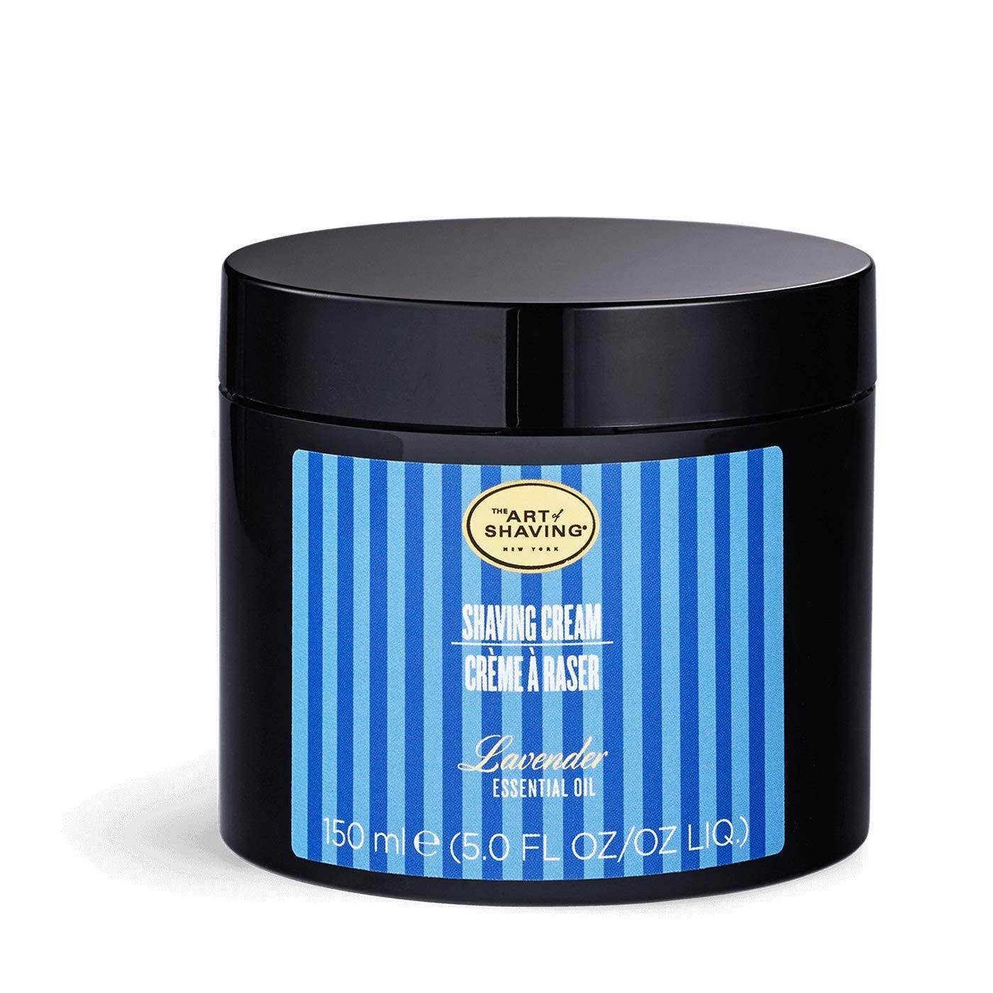 The Art of Shaving Cream,Lavender, 5 Fl Oz