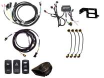 SuperATV Turn Signal Kit for Can-Am Maverick Trail (2018+) - Dash-Mounted Signal Switch