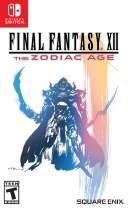 Final Fantasy XII The Zodiac Age - Nintendo Switch