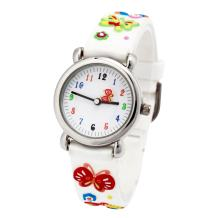 Kid's Watch Vinmori, with 3D Cute Cartoon Pattern Silicone Band Waterproof Quartz Watch for Kids Children Boys Girls