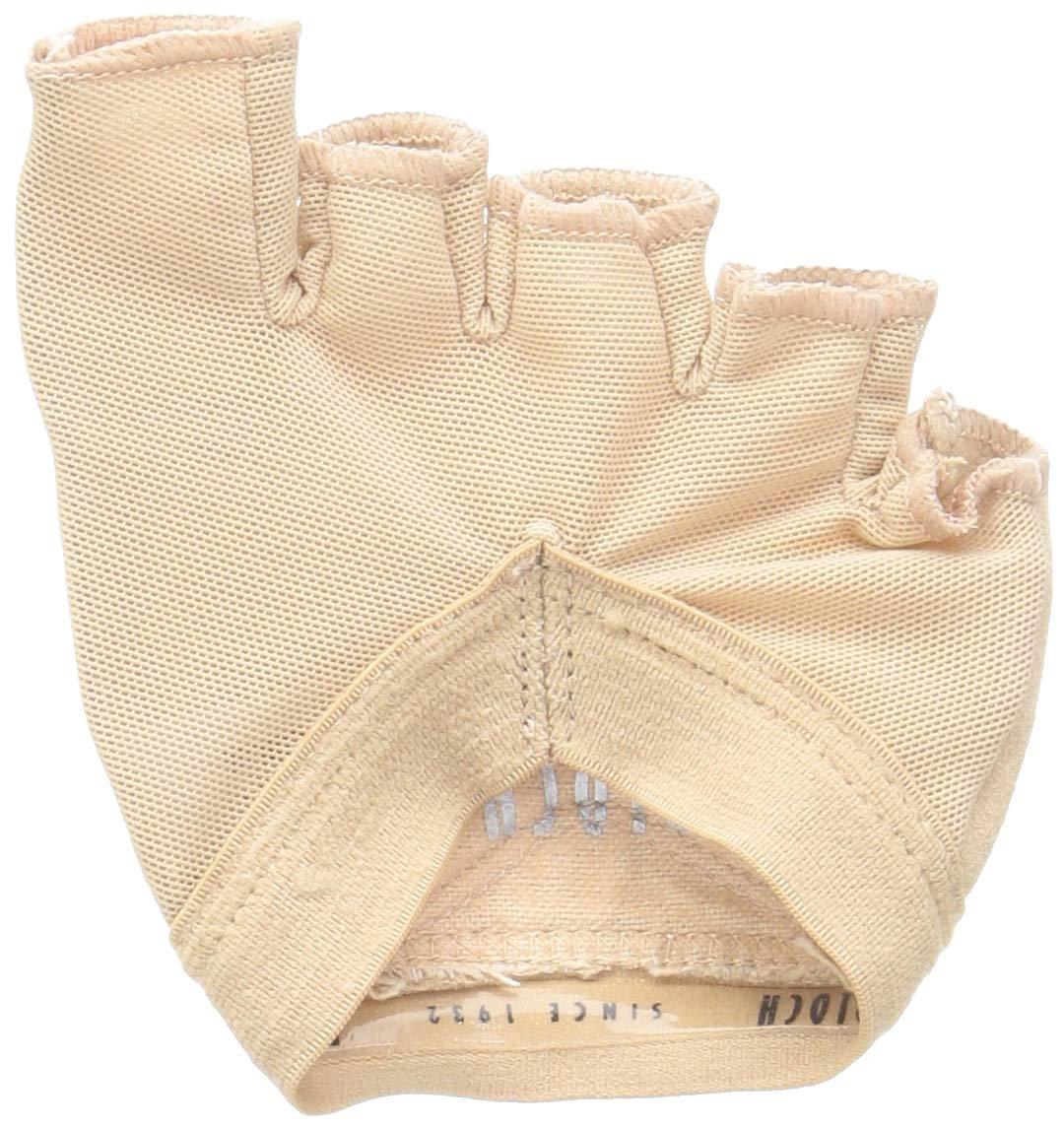 Bloch Dance Women's Soleil Foot Glove Contemporary / Modern Dance Shoe