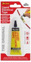 STAR BRITE Liquid Electrical Tape - LET Black 1 oz Tube