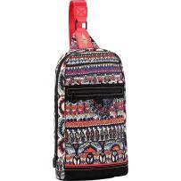Sakroots Women's Hiker Sling Backpack