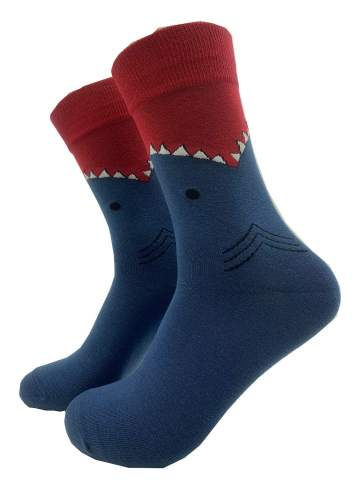 Women Crew Socks Gift Dress Colorful Funny Casual Novelty for Outdoor Hiking Trail