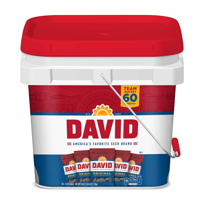 David Seeds Original Sunflower Bucket, 3.37 Pound