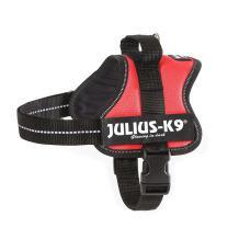Julius-K9 Powerharness, 3, Red