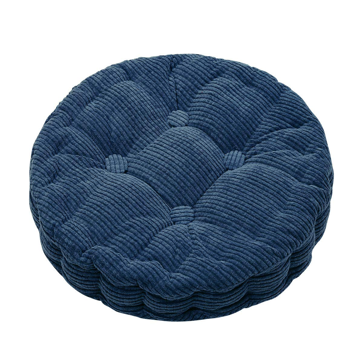 Picture of: Outdoor Round Seat Cushions Epe Cotton Filled Boosted Cushion Indoor Chair Cushions For Home Office Kitchen Diameter17 72 Inch