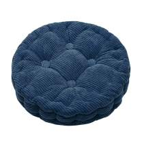 Outdoor Round Seat Cushions EPE Cotton Filled Boosted Cushion Indoor Chair Cushions for Home Office Kitchen (Diameter17.72 inch) …
