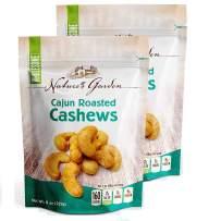 Nature's Garden Cashews Coconut - 8 oz. (Pack of 2)