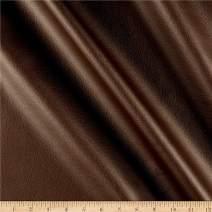 Ben Textiles Marine Basics Marine Vinyl Fabric, Brown, Fabric By The Yard