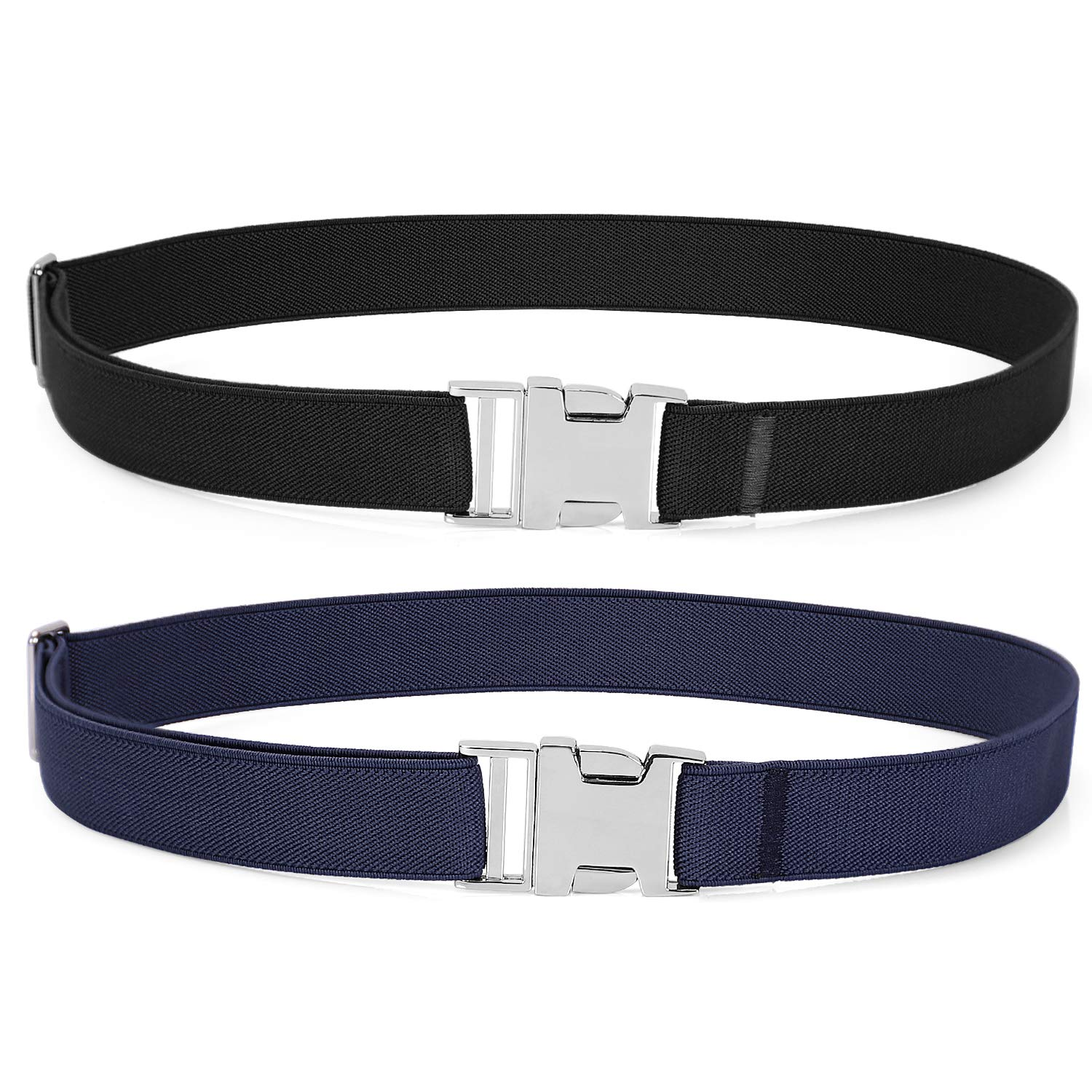 Kids Belt Boys Girls Stretch,fit for Pant Size below 26 inches