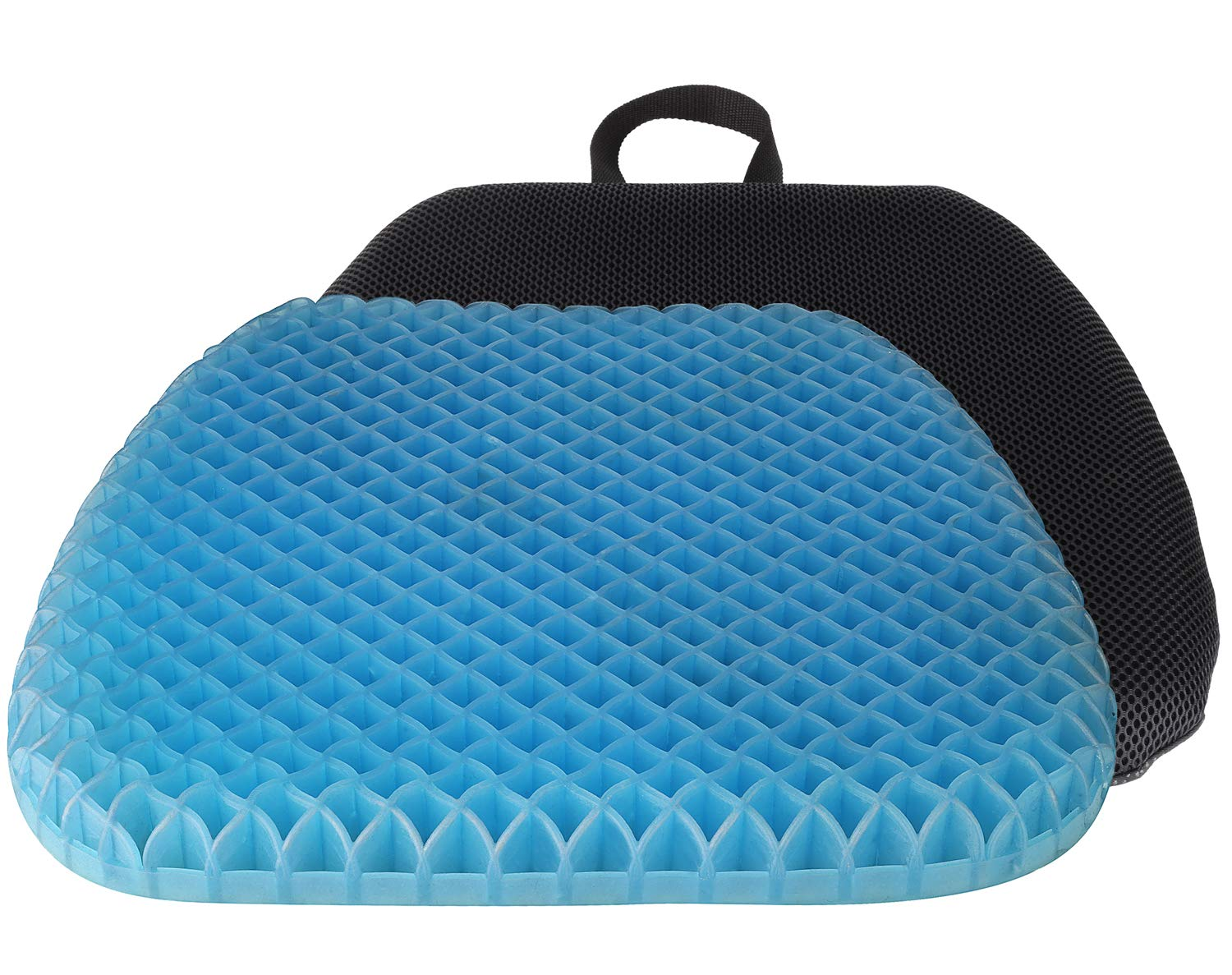 """FOMI Thick Premium All Gel Orthopedic Seat Cushion 
