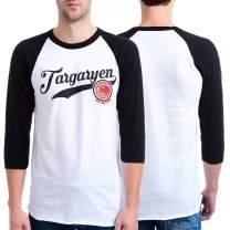 HBO Game Of Thrones Men's Targaryen Raglan T-Shirt