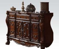ACME 12145 Dresden Dresser, Cherry Oak Finish