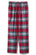 Lands' End Men's Flannel Pajama Pants