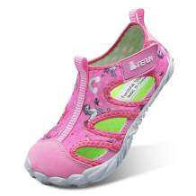 Barerun Kids Water Shoes Boys Girls Athletic Barefoot Quick Dry Non Slip Sport Sneaker Shoes