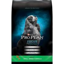 Purina Pro Plan Small Breed Dry Dog Food, Focus Small Breed Formula