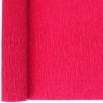 Just Artifacts 90g Premium Crepe Paper Roll, 20in Width, 8ft Length, Color: Watermelon