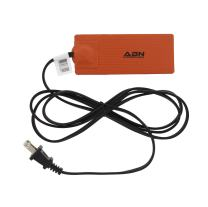 ABN Silicone Heating Pad 120V - 2 x 5 Inch Universal Engine Heater Car Oil Pan Heater Pad, 50W Electric Heater Pad