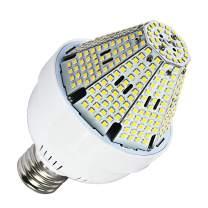 Lawind LED Corn Light Bulb E39,LED Garage Light 5000K LED Conical corn light for Conical Street Light Warehouse High Bay Barn Backyard Stadium Store Basement Patio Outdoor Indoor,AC100-277V Input (60)