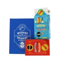 Cooper and Kid Weenies & Meanies: A Character Building Card Game for Kids | Used As Social Skills Games | Counseling Games | Family Games | Play Therapy Toys for Parents & Professionals to Teach Kids