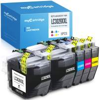 MYCARTRIDGE Compatible Ink Cartridge Replacement for Brother LC3029 XXL LC 3029 for MFC-J6535DW MFC-J6935DW MFC-J5830DW MFC-J5930DW J6535DWXL J5830DWXL (2 Black 1 Cyan 1 Magenta 1 Yellow 5 Pack)