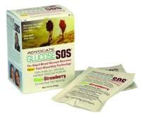 Support Blood Sugar Level & Blood Glucose W/Glucose SOS Dextrose Powder, A Natural Alternative to Glucose Gel and Glucose Tablets for Blood Sugar – Glucose Powder (6 Pack, Kiwi Strawberry)
