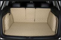 Worth-Mats 3D Full Coverage Waterproof Car Trunk Mat for Landrover Range Rover Sport 2013-2020-Beige