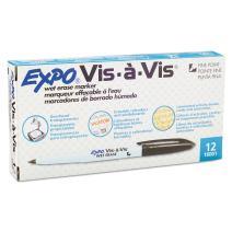 Expo Vis-A-Vis Wet-Erase Markers