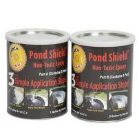 Pond Armor SKU-GRAY-GA Non-Toxic Pond Shield Epoxy Paint, 1.5-Gallon, Gray