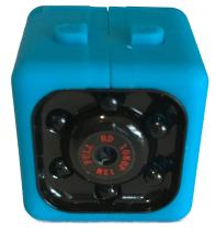 1080P Mini DVR Hidden spy Camera with Motion Detection and Night Vision Blue