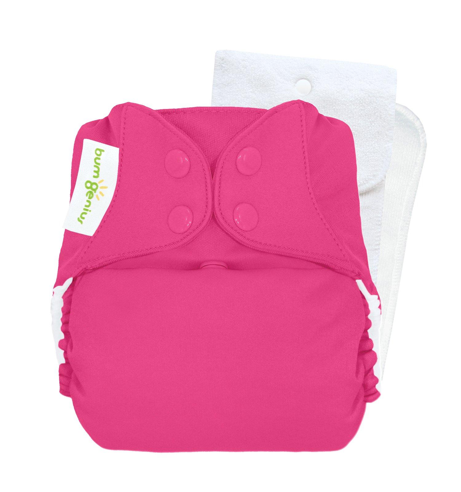 BumGenius 5.0 Pocket Cloth Diaper - Countess - One Size - Snap