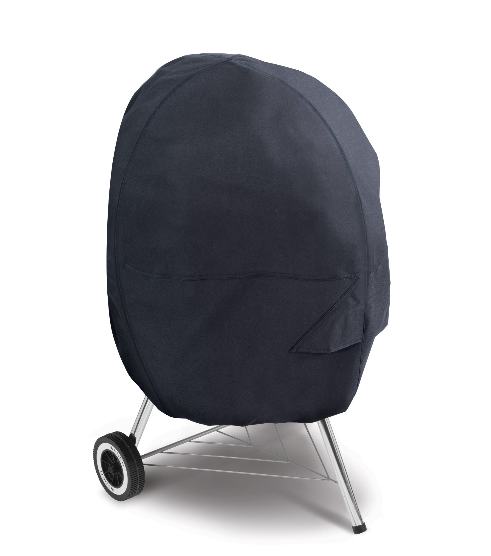 Classic Accessories Water-Resistant 26.5 Inch Kettle BBQ Grill Cover